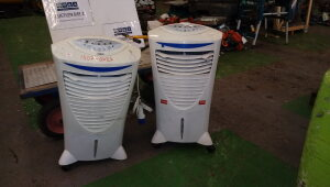 2 x 240v air conditioning units