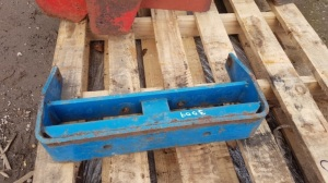 FORD 10 series weight block carrier