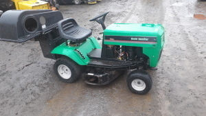 MOWMASTER 11hp ride on mower