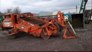 GRIMME COLT 91 stone picker (s/n 231)