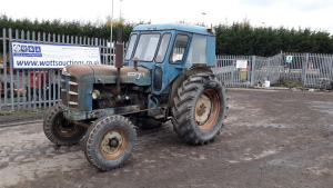 Fordson Super major diesel tractor