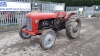 MASSEY FERGUSON 35 2wd diesel tractor (Certificate of d'immatriculation in office) (s/n SDF120135) - 2