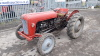 MASSEY FERGUSON 35 2wd diesel tractor (Certificate of d'immatriculation in office) (s/n SDF120135) - 3