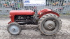 MASSEY FERGUSON 35 2wd diesel tractor (Certificate of d'immatriculation in office) (s/n SDF120135) - 5
