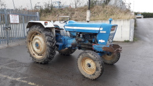 Ford 5000 2 wheel drive tractor
