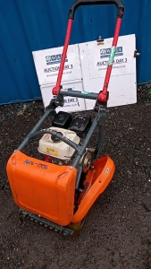 BELLE 4000 petrol compaction plate (spares)
