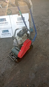 BELLE petrol compaction plate