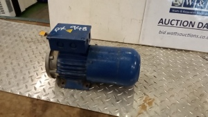 Electric motor (blue)