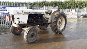 David Brown 1200 two wheel drive tractor
