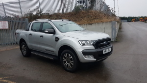 2017 Ford Ranger Wildtrak 3.2 auto 4wd double cab pickup