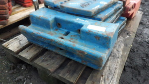 FORD 10 series tombstone weight carrier
