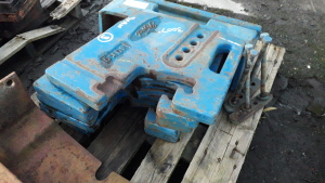 6 X FORD 10 series weights