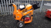 2015 ELIET MAJOR 4S petrol driven chipper (GMMT0005)