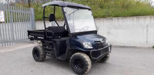 2012 CUSHMAN 1600XD 4wd diesel utility vehicle (s/n MY21)