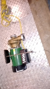 STUART TURNER 110v water pump