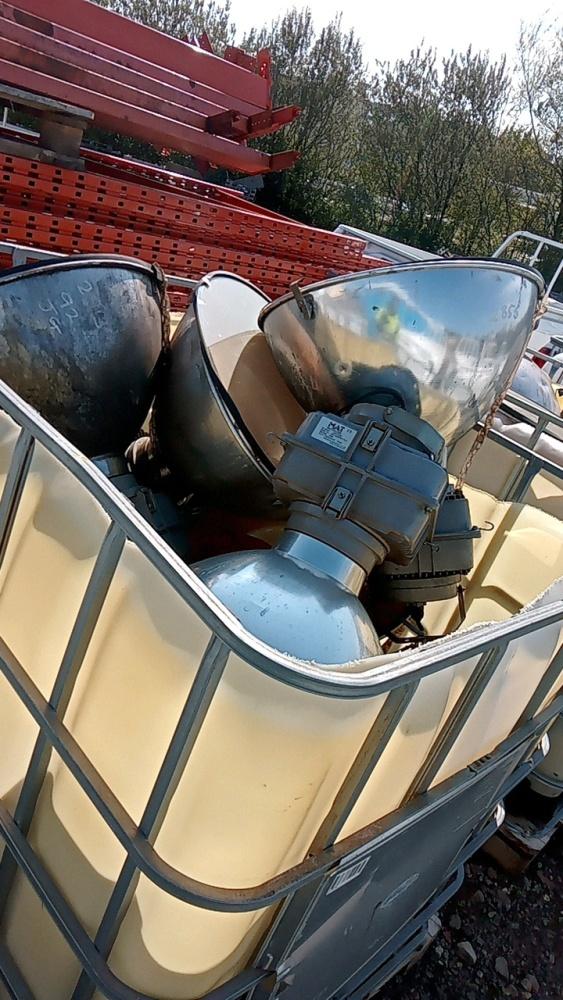 FG WILSON PEPP4 40kva generator PERKINS 3-cylinder engine - Current
