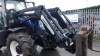 2015 NEW HOLLAND T7-200 4wd tractor c/w power command, 50kph CCLF, hi flow hydraulics, 4 spool valves, ZUIDBERG front links, front suspension, cab suspension, air brakes, A/c, air seat, with Trimmer 5.1p loader & electro loader control (DK15 ADU)(V5 in of - 40