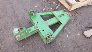 JD A frame & drawbar (unused)